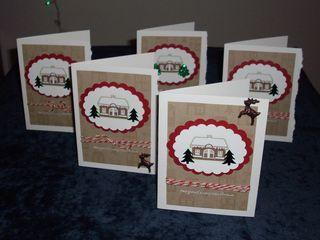 Deer cards 1