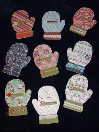 Snow gloves 1